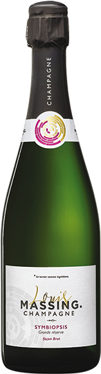 Cuvée Champagne massing